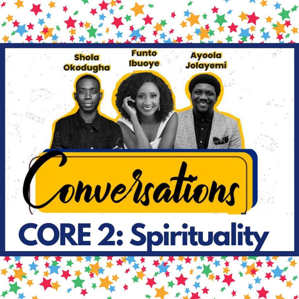 Core 2 - Spirituality