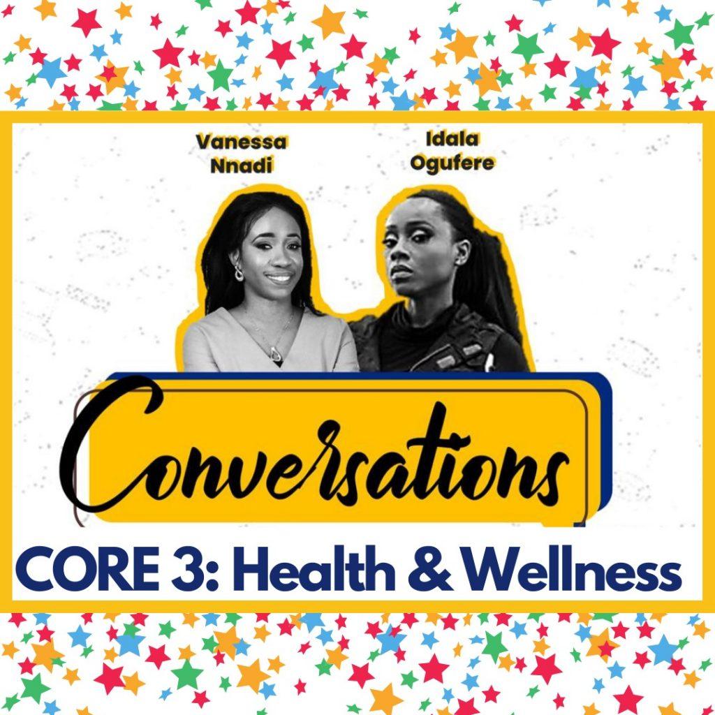 Core 3 - Health and Wellness